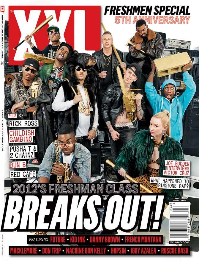Xxl Magazine 2013 Freshman XXL Freshman Class 201...