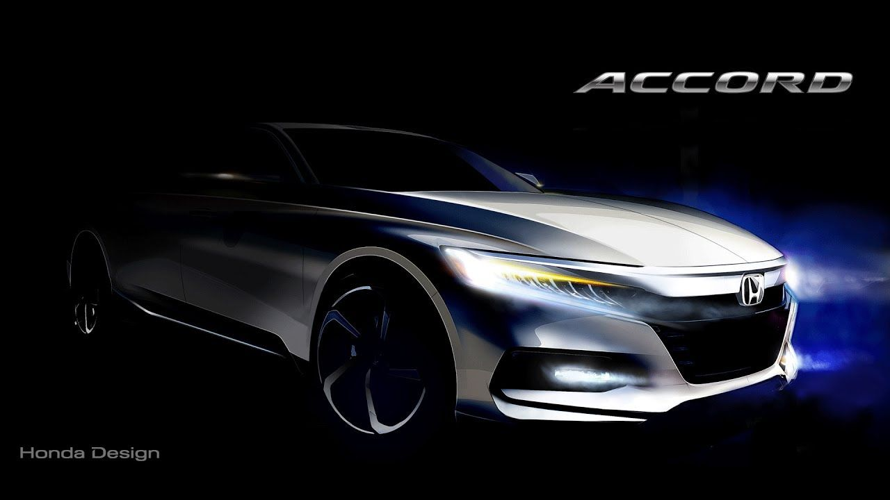 Check Out The 2018 Honda Accord Reveal Not Much Longer Now Until We Can Get Behind The Wheel 2018 Honda Accord Honda Accord Honda Accord Sport