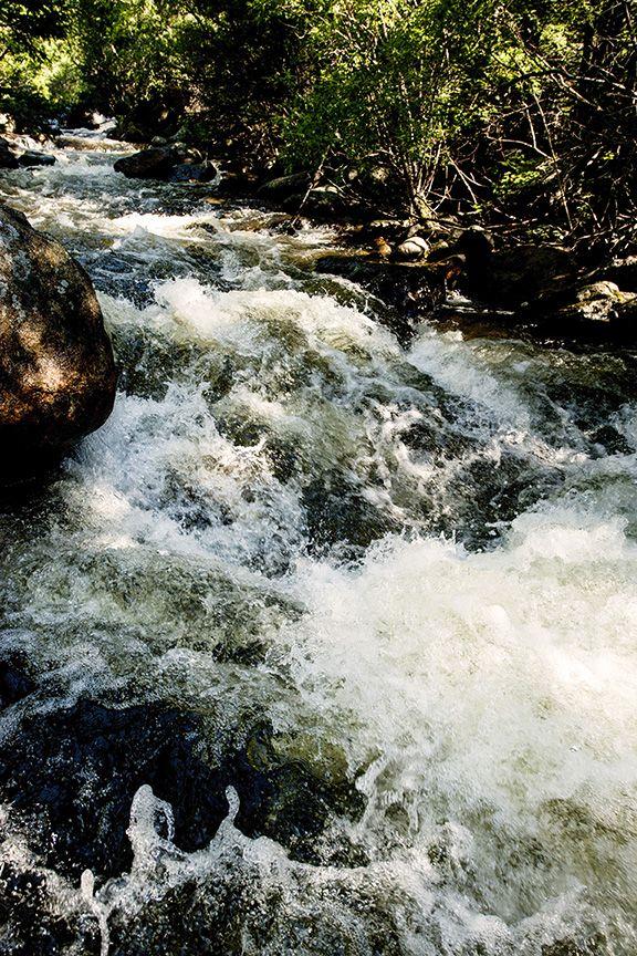 Boulder Creek, Caribou Ranch Open Space, Nederland, Colorado, Julie Kruger Photography