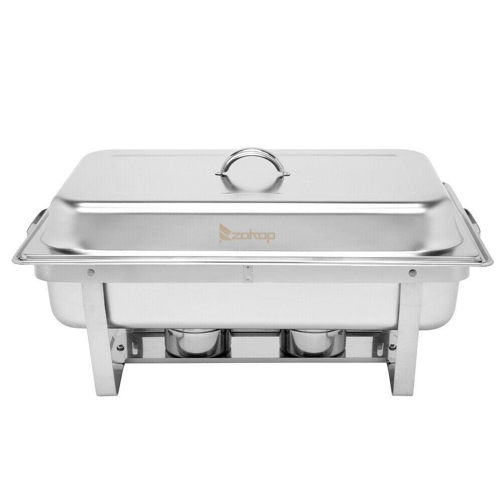 9l 12pcs buffet stove dish set container food warmer