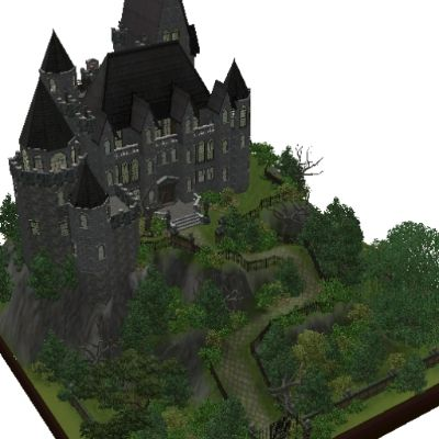Check Out This Item From The Sims 3 Exchange Gothic House Sims 4 House Design Sims House