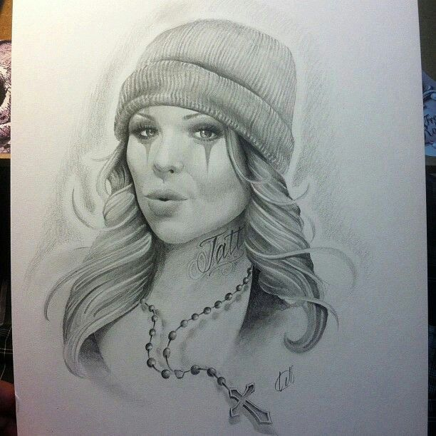 Chicano Art drawingstatts On Pinterest Chicano Art And Tattoos