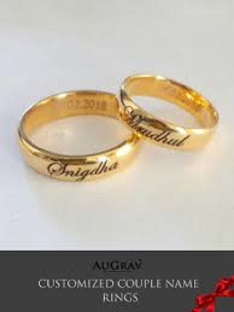 Couple Engagement Rings With Names Engagement Rings Couple Wedding Rings Sets Gold Wedding Ring Design Gold