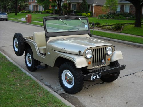 1966 Willys Cj 5 Photo Submitted By Bijan Roostaei Willys