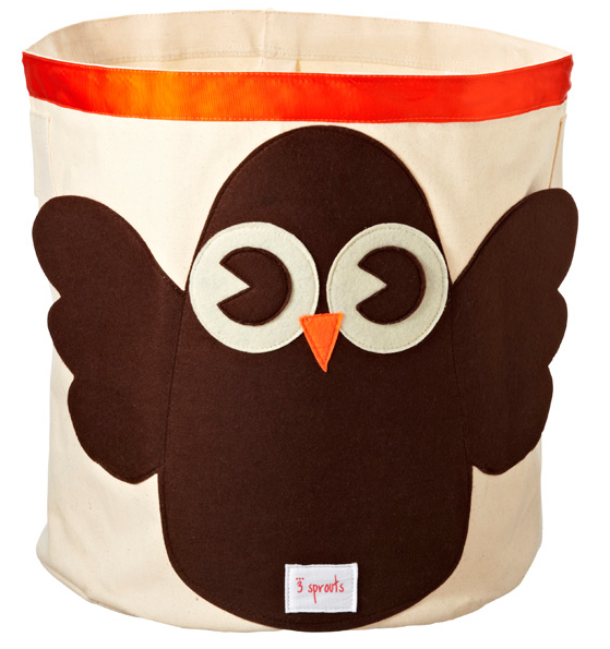Interior Design HQ: Have fun decorating your child's playroom. Decorative bins.