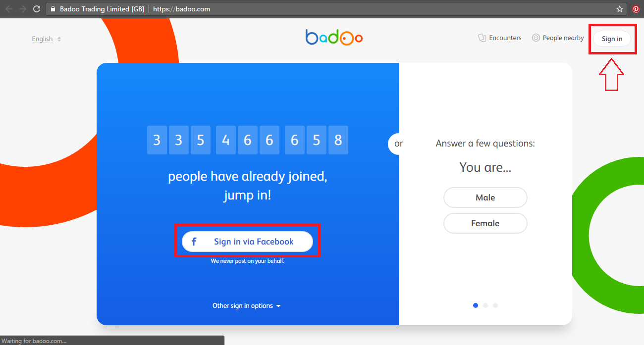 Badoo Login badoo login sign up help needed here s all guide with solutions