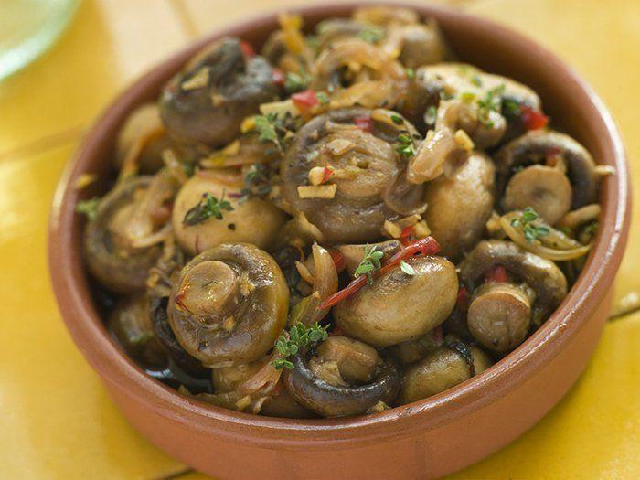 мариновать грибы вкусный рецепт