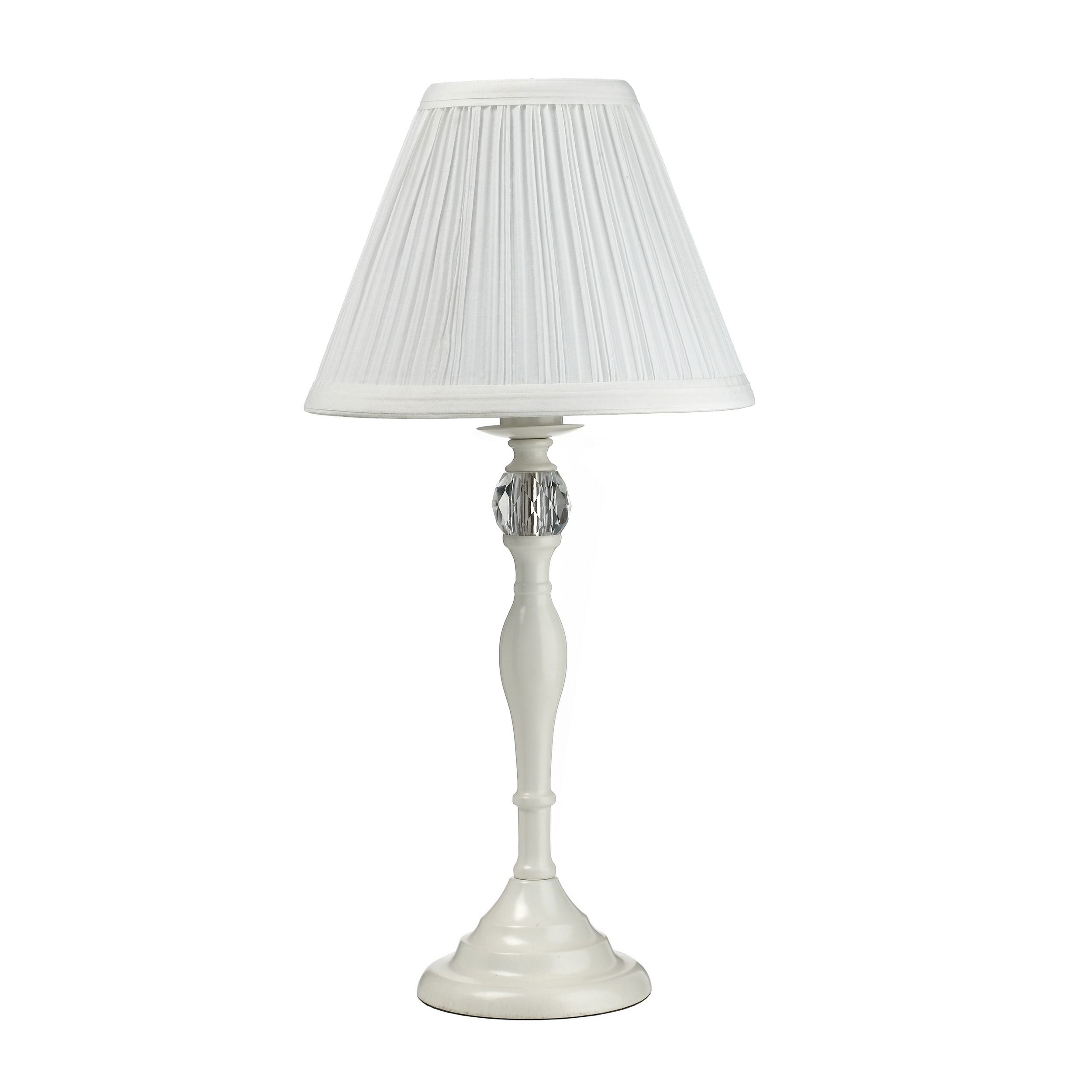 Ellis Cream Touch Lamp With Shade House Lamp Lamp Touch Lamp