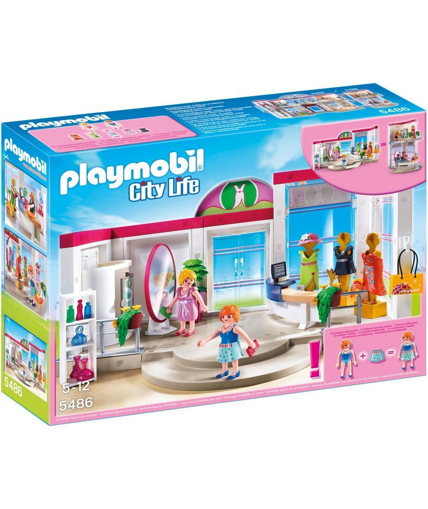 Dolls house at argos co uk your online shop for dolls houses dolls - Buy Playmobil 5486 Clothing Boutique At Argos Co Uk Your Online Shop For