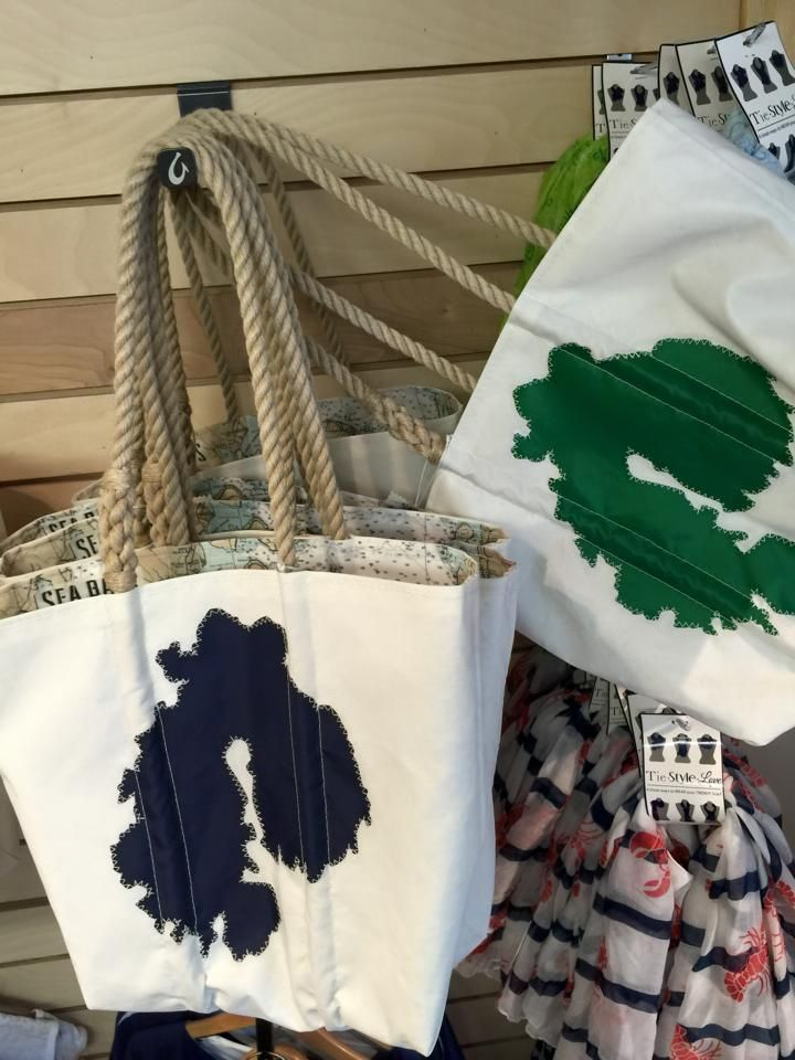 be58e5e8b72 Our Custom Sea Bag! This bag comes in both Navy and Green featuring an  outline