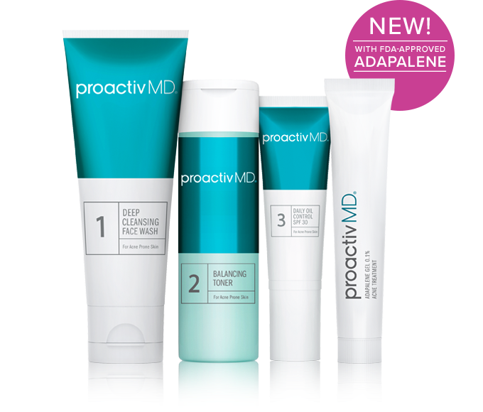 Proactivmd Skincare Product Skin Cleanser Products Sensitive Skin Care Proactiv