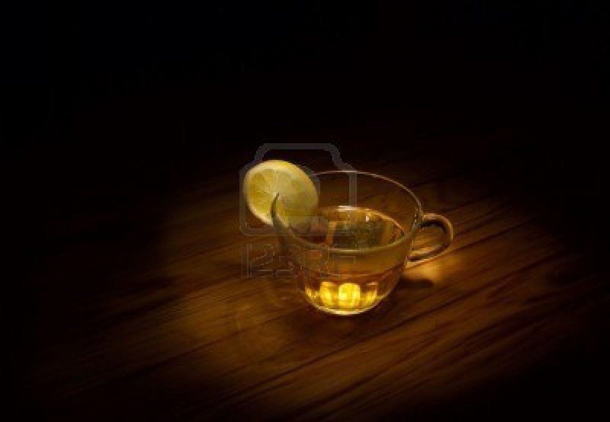 Kkopje thee met citroen