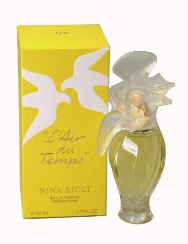 L'Air Du Temps By Nina Ricci For Women. Eau De Parfum Spray