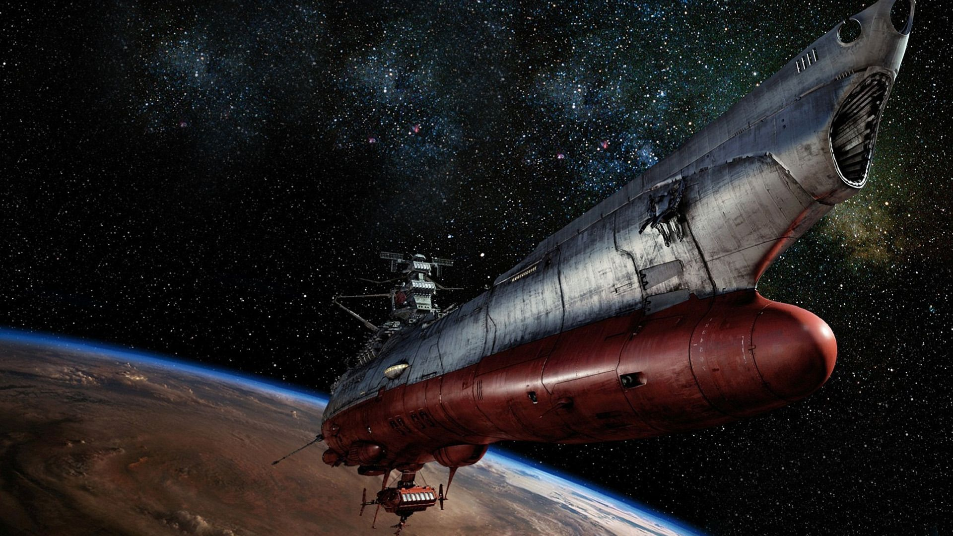 Space Battleship Yamato 2199 Wallpaper 戦艦ヤマト 戦艦 ヤマト
