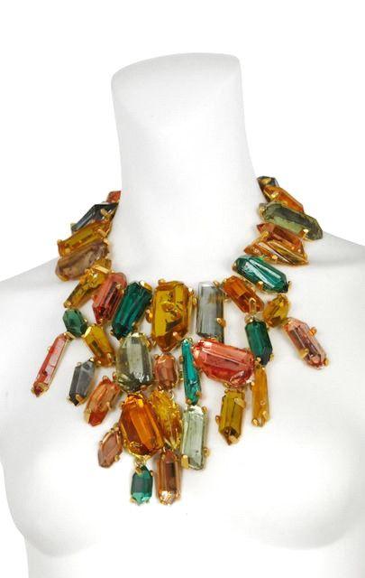Bijoux vintage yves saint laurent