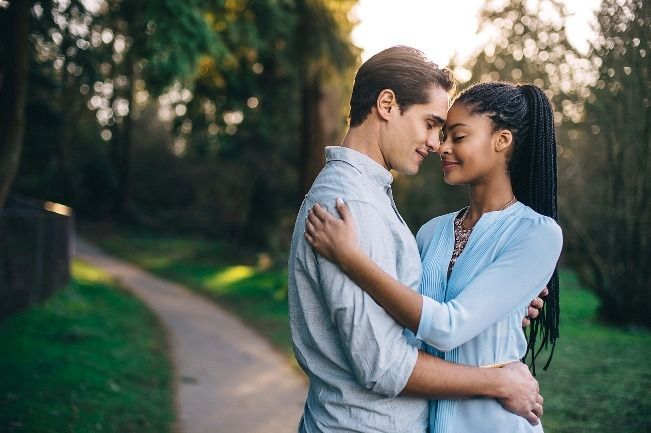 Religion and interracial dating