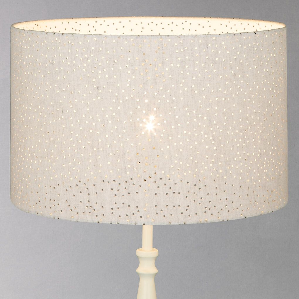 I Found This At John Lewis What Do You Think Https Www Johnlewis Com John Lewis Alice Pierced Linen Shade P71 Lamp Shades Linen Shades Sitting Room Lights