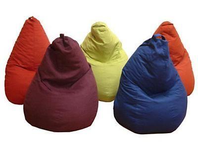 comment fabriquer un pouf poire sans couture les ados adorent avoir des poufs poire dans leurs. Black Bedroom Furniture Sets. Home Design Ideas