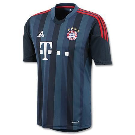 366e575a61 Camiseta del Bayern Múnich 2013-2014 3era