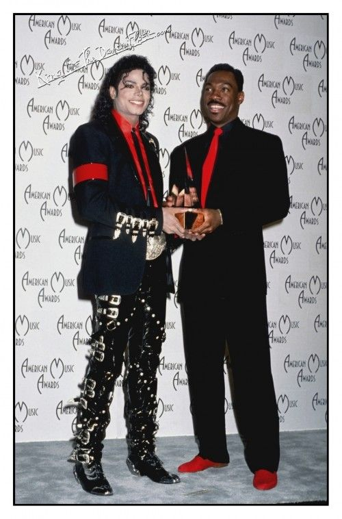 8beff34964 American Music Awards - 1989 Michael Jackson Bad Era