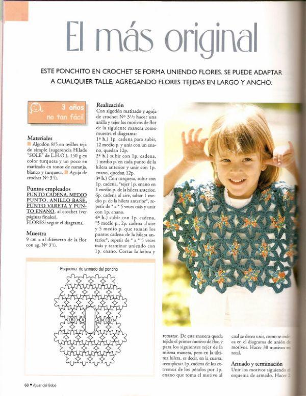 Crear con hilos...: Puntada a crochet y otros menesteres... - free chart