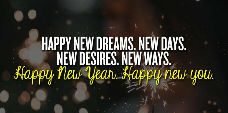 90 Inspirational New Year Quotes To Ring In A Happy 2021 For Us All Quotes About New Year Happy New Year Quotes New Years Eve Quotes
