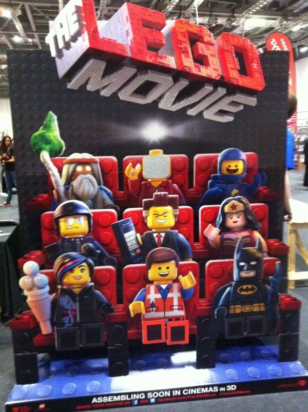 """Lego Movie- I came out beaming and so happy and singing """"Everything ..."""