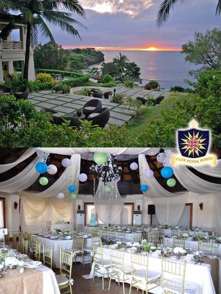 One Of The Top Wedding Reception Venues In Manila Club Punta Fuego For Inquiries Look For Ms Jasmine Au At 6343 781 0385 Or Email Her At J Au Bangunan