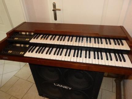 korg bx 3 plus leslie komplett in nordrhein westfalen solingen musikinstrumente und zubeh r. Black Bedroom Furniture Sets. Home Design Ideas