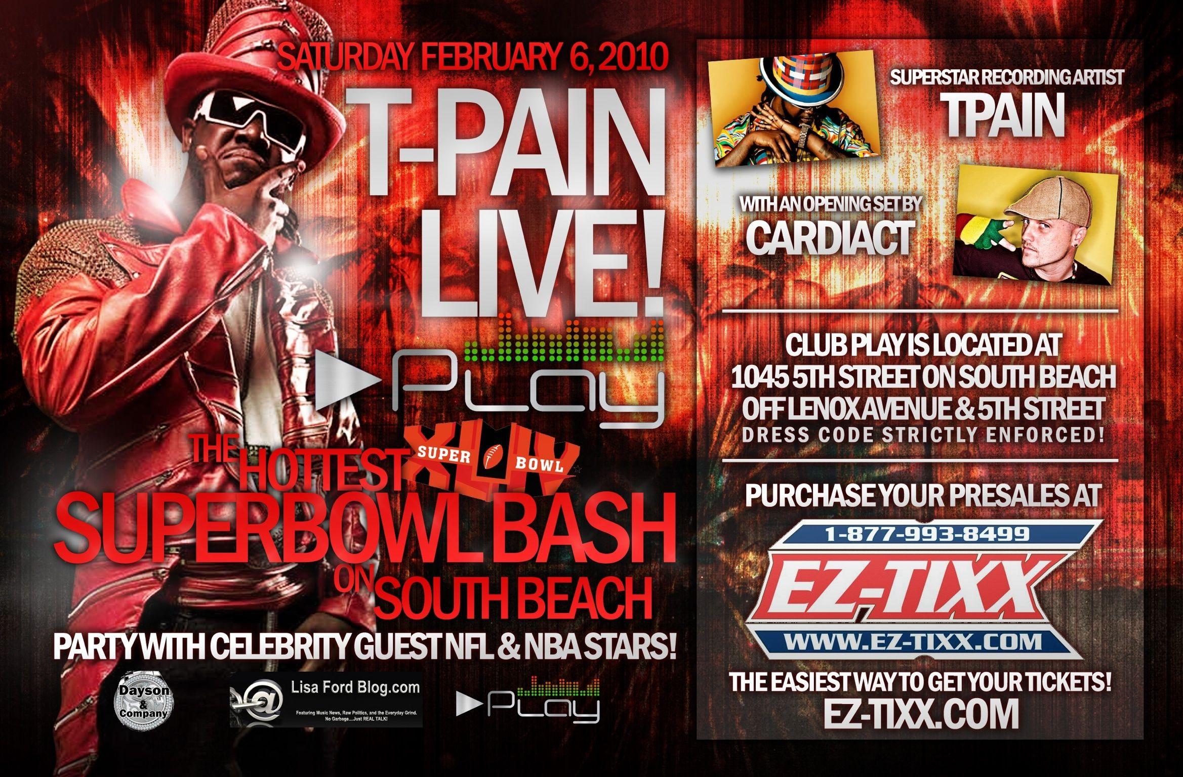 T-Pain & Cardiact!!