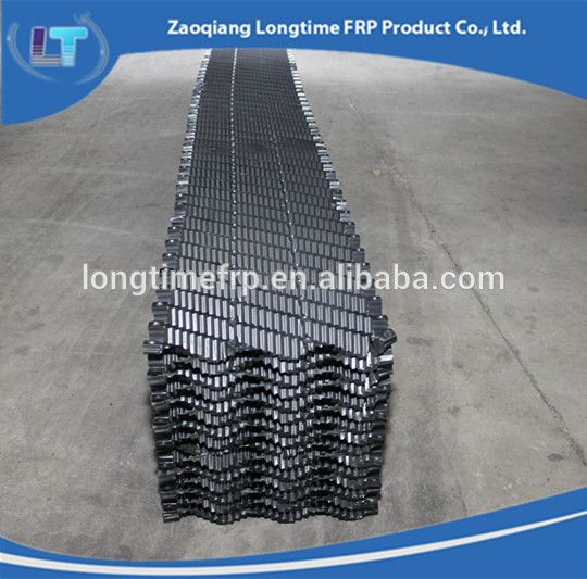 305mm Counter Flow Cooling Tower Fill 610mm Cooling Tower Infills Cooling Tower Tower Skyscraper