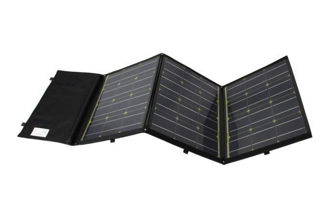 Mobile Solaranlage Faltbar 110wp 12v Faltbares Solarmodul 110wp Fur Wohnmobile Und Camping Vom Premium Solar Mobile Solaranlage Solaranlage Photovoltaik Module