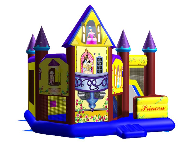 Pin on e102bounce house with slide