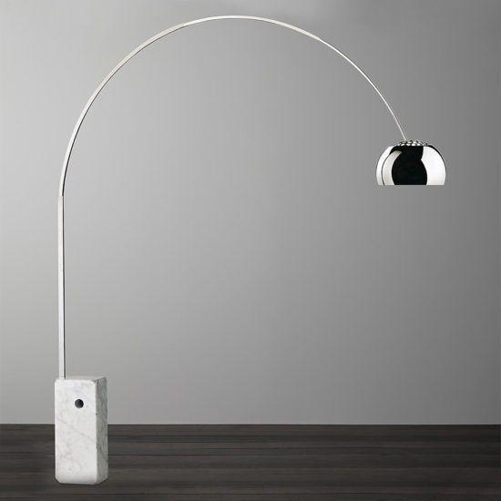 Arco Lamp Replica in 2020 | Flos arco floor lamp, Arco floor
