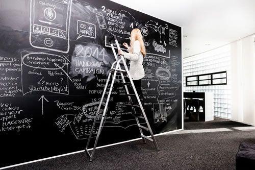 Marvelous Office Chalkboard