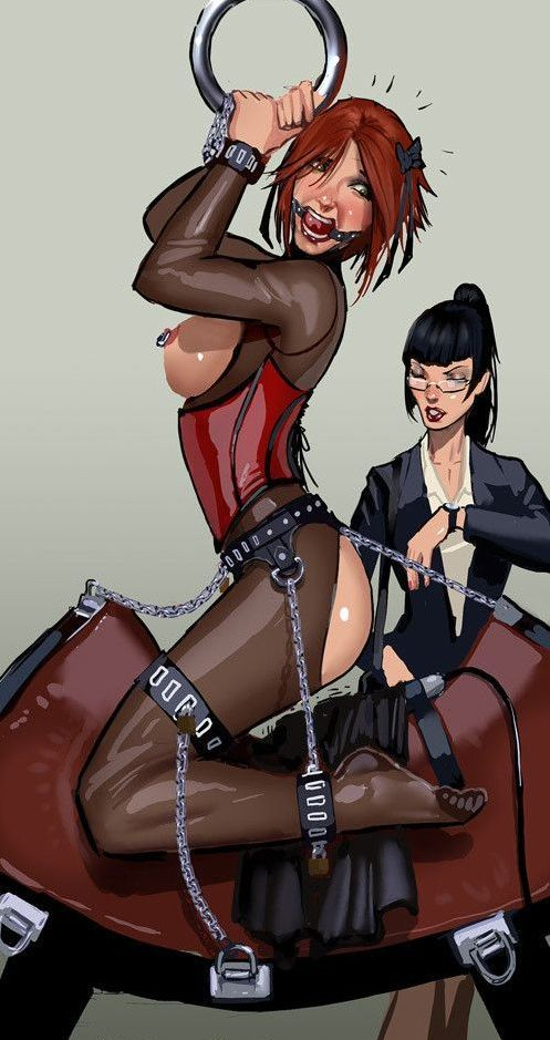 Bdsm ponyplay picture