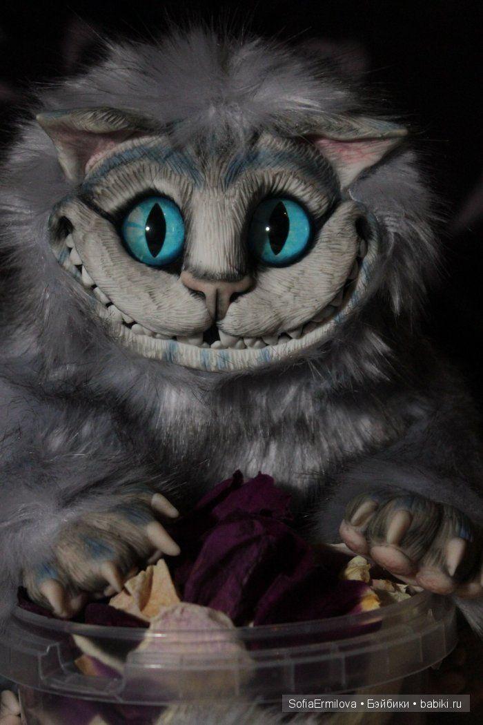 Чеширский кот своими руками фото 681