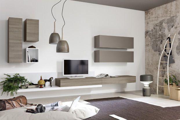 Nett wohnwand elemente | Möbel | Pinterest | Elemente, Wohnzimmer ...