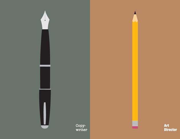 Copys vs Directores de Arte - FuriaMag | Arts Magazine