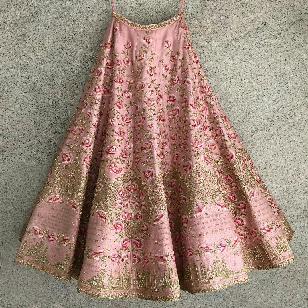 Lehnga by Koecsh | Fashion India | Pinterest | Cómodas, Falda y Amar