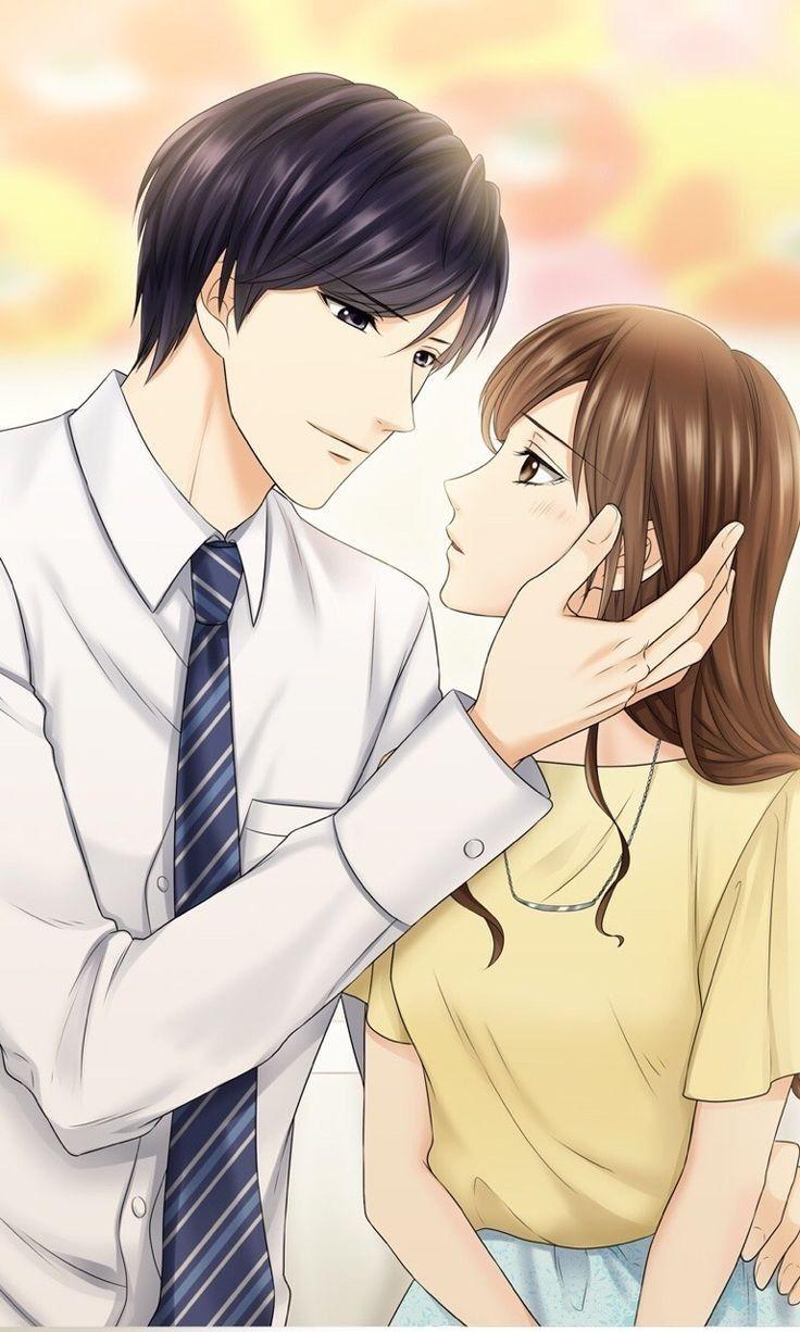 Kumpulan Anime Romance Ini Cocok Untuk Ilustrasi Story Di 2020 Gambar Pasangan Anime Anime Gadis Cantik Gambar Anime