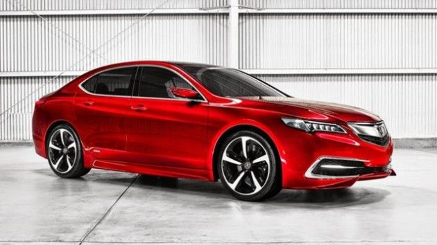 2017 Acura Tlx Changes