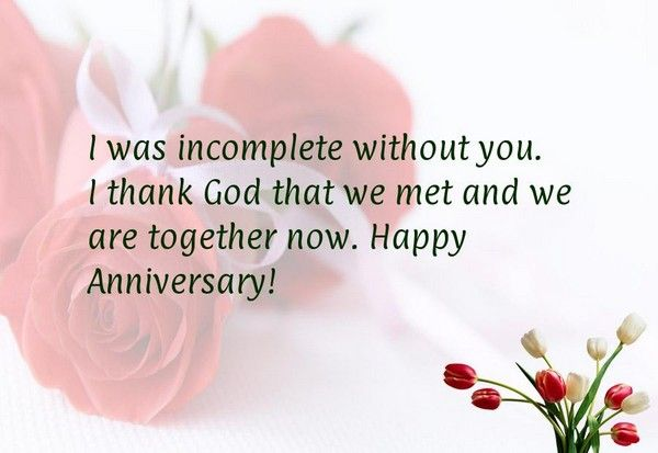 Anniversary Quotes For Girlfriend Cool 48 Anniversary Quotes For Him And Her With Images Quotes Pinterest