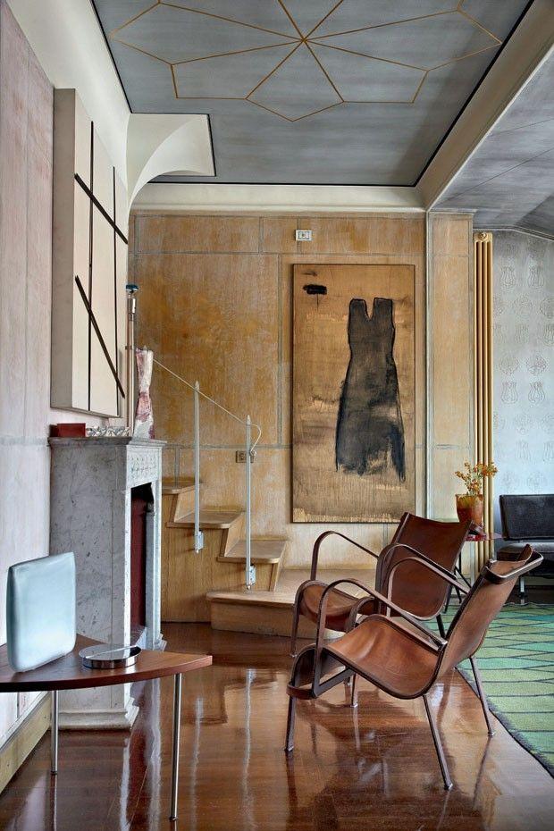 Nina Yashar Dona Da Nilufar Abre Sua Casa House Interior House Design Residential Interior