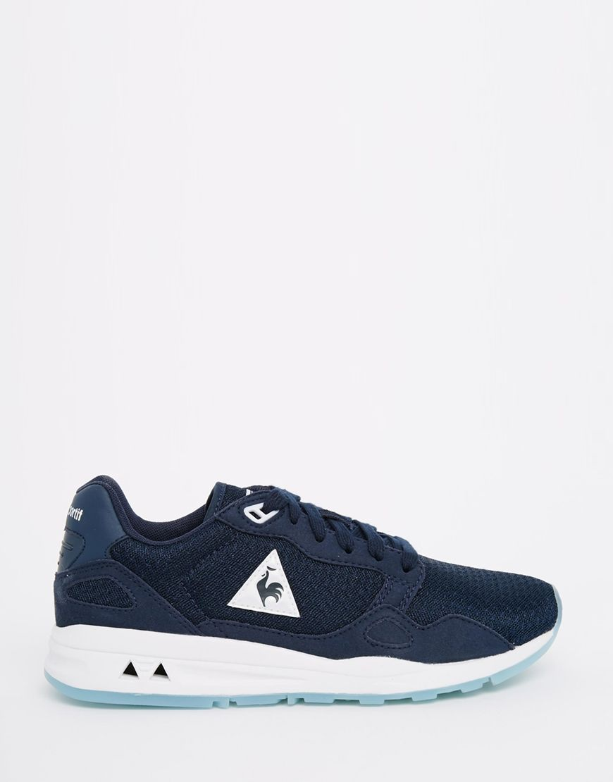 Image 2 of Le Coq Sportif LCS R900 Navy Sneakers