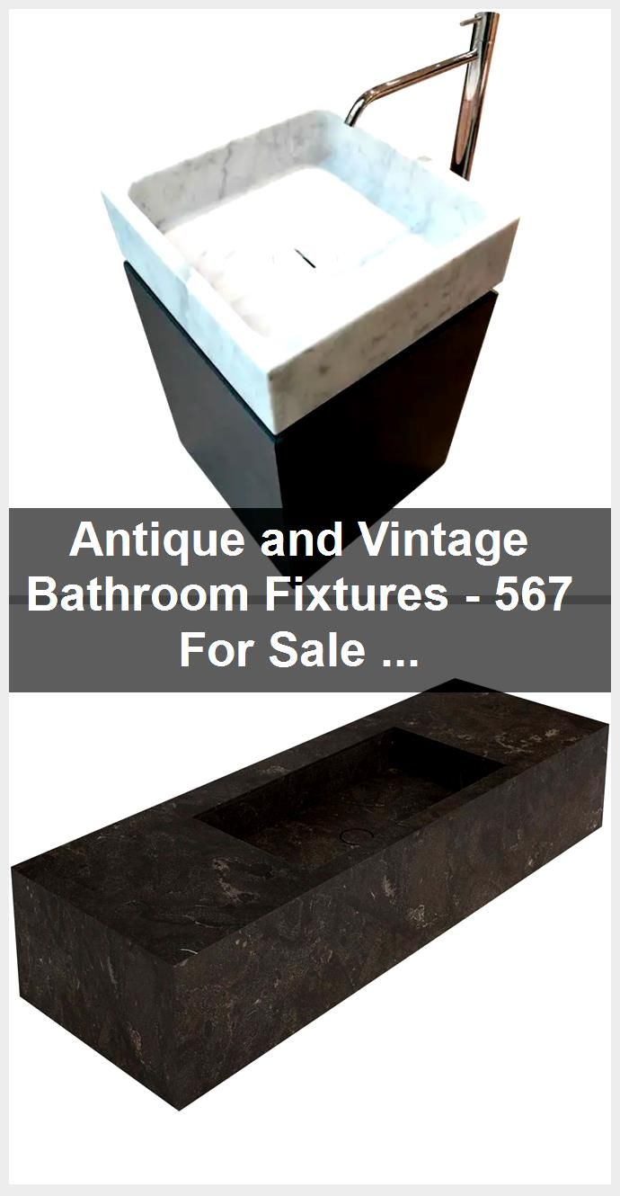 Photo of Antique and Vintage Bathroom Fixtures – 567 For Sale at 1stdibs – Page 2,  #1stdibs #Antique …