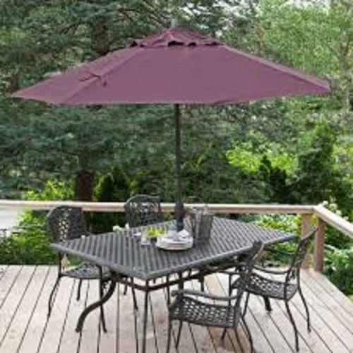 15 Ebay 6 Ft Market Patio Umbrella Replacement Canopy Plum