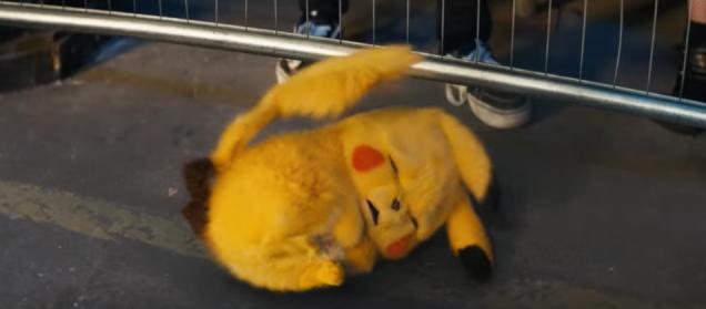 Detective Pikachu S Face Is Spawning Endless Fan Art In Japan Pikachu Pikachu Wallpaper Pokemon