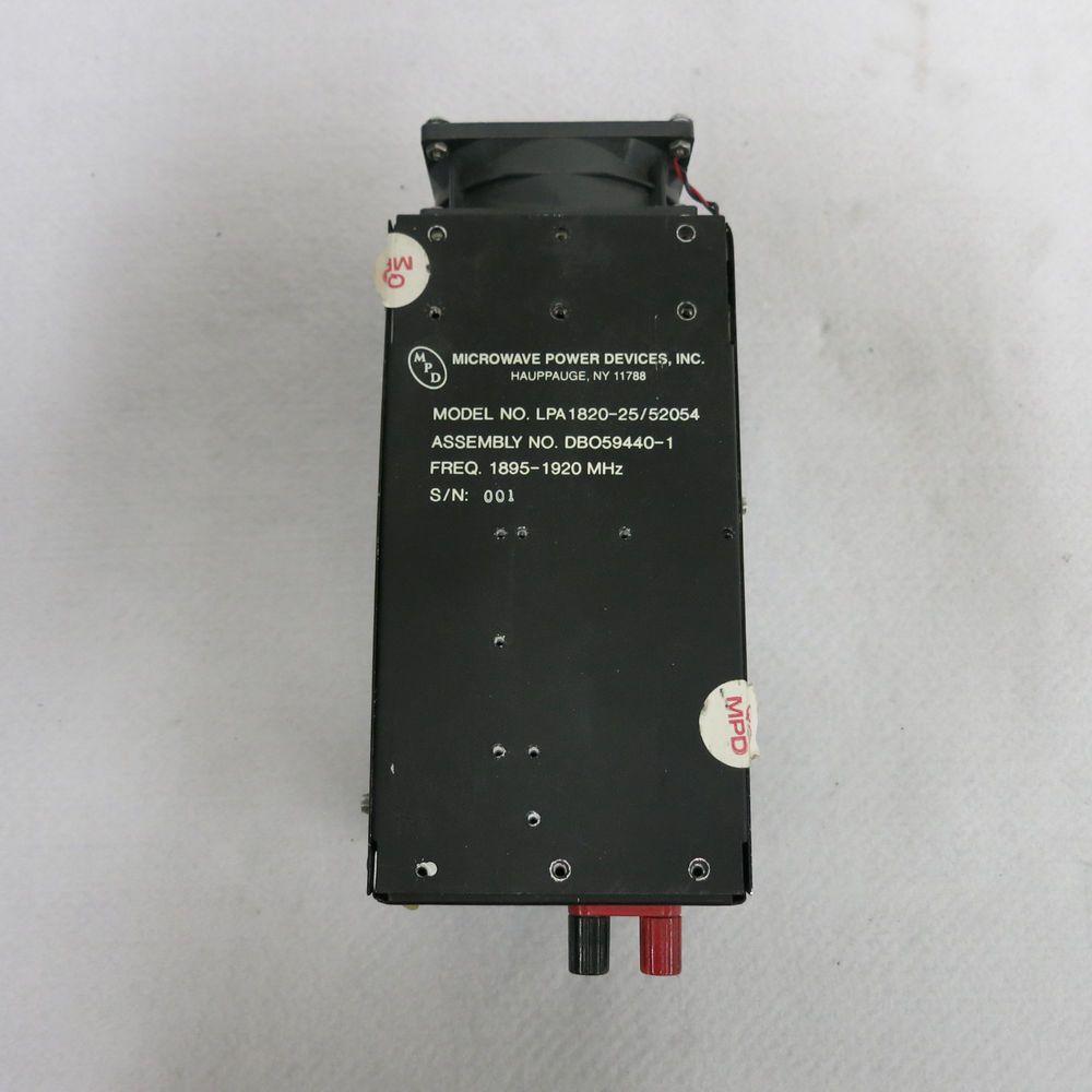 Microwave Power Device LPA 1820 25/52054 1895 - 1920 MHz SMA
