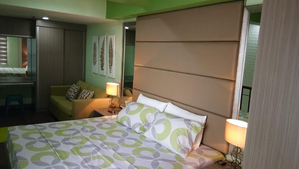 1 Bedroom Loft For Rent In Mabolo Garden Flats Lofts For Rent Bedroom Loft Apartments For Rent